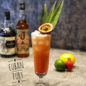 cuban fury cocktail